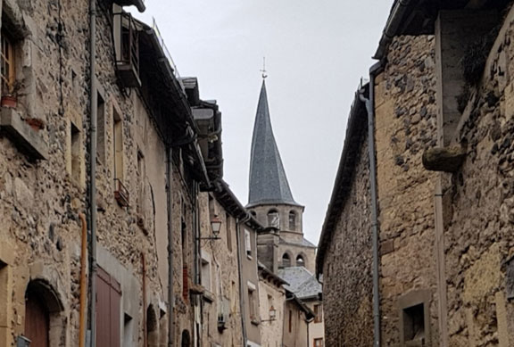 Jour 8 – Espalion > Entraygues-sur-Truyère (Golinhac)