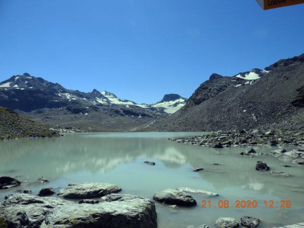 Lac de Cleuson – Lac du Grand Désert